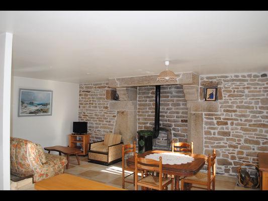 Gîte de Thérèse Le Guével, salon 2016 - Sérent - Morbihan
