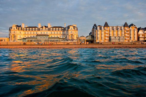 Location de salle - Grand Hôtel des Thermes - Saint-Malo