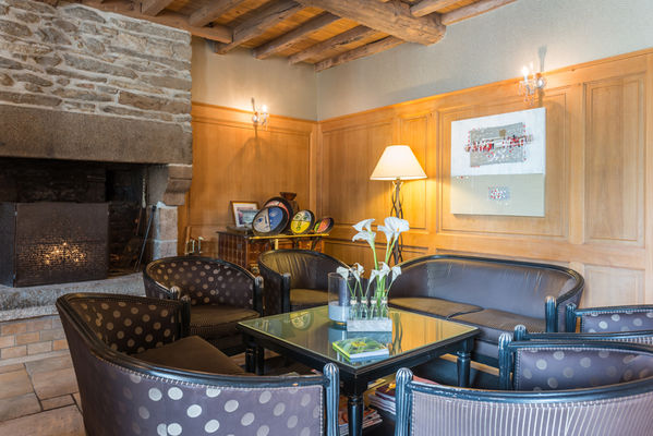 Hôtel Le Manoir de la Grassinais Saint-Malo