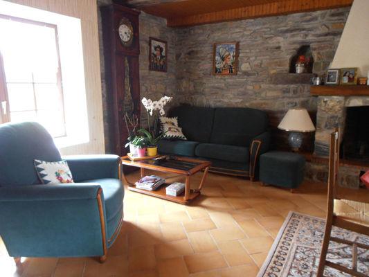 Chambres d'hôtes La Motte à Loutehel