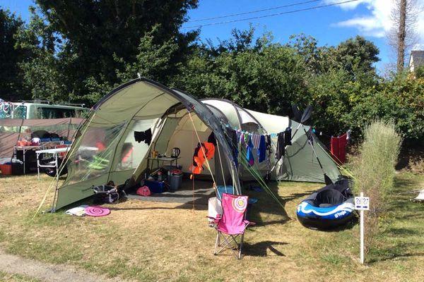 Camping le Kervastard