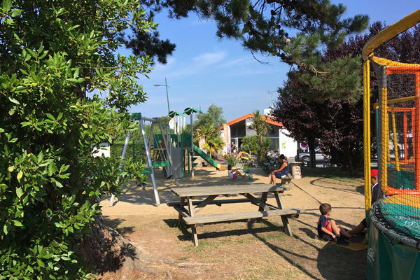 Camping Chadotel les Ecureuils