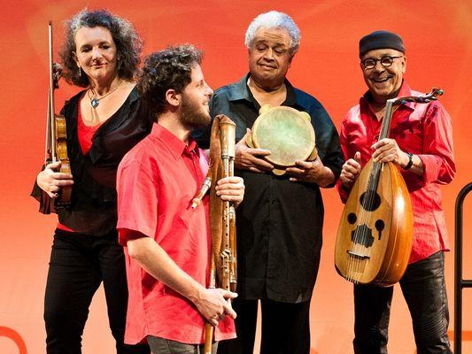 Concert - Quartet Noces Bayna - la traversée - Ploërmel