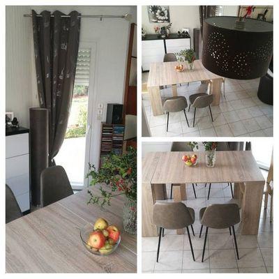 La bonne table de Laurence_Plélan le Grand_salle pdj