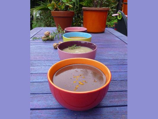 La fête de la soupe, La Gacilly, Brocéliande, Bretagne