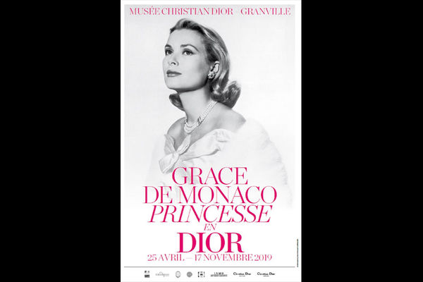 "Exposition Musée Christian Dior : ""Grace de Monaco, Princesse en Dior"""