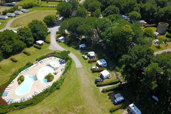Camping le Balcon de la Baie