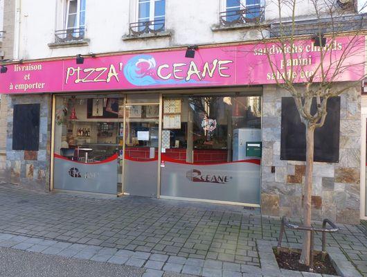 Pizza Océane - Ploërmel - Brocéliande - Bretagne