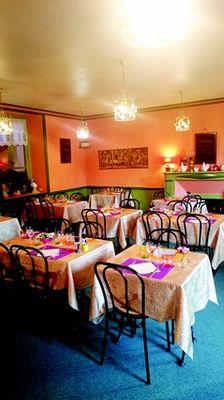 Restaurant La Calèche - Cournon - Destination Brocéliande, bretagne