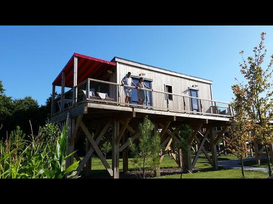 S'émerveiller en amoureux depuis les Terrasses de Kervallon - Caro - Morbihan - Bretagne