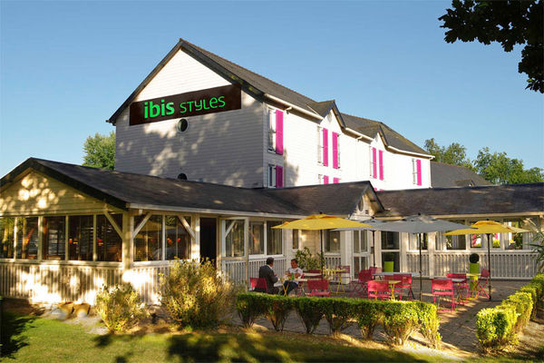Hôtel Ibis Styles Quimper