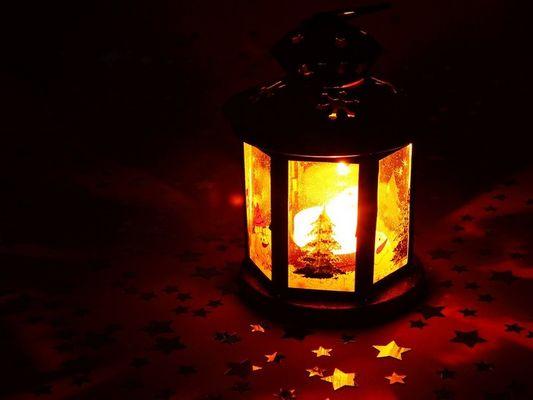Soirée des lumières - Déambulation - Josselin