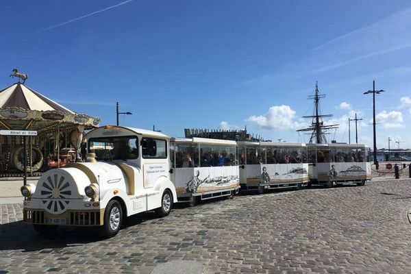 Le Petit Train de Saint-Malo