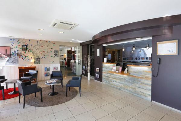 Hôtel Restaurant Au Chêne Vert