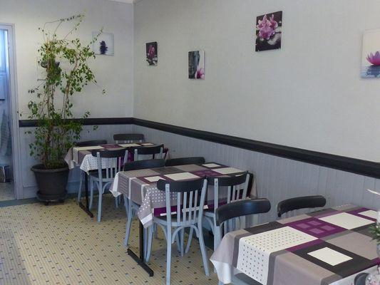 salle restauration - le petit Kirikou - Ploërmel - Brocéliande