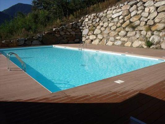 piscine d'été