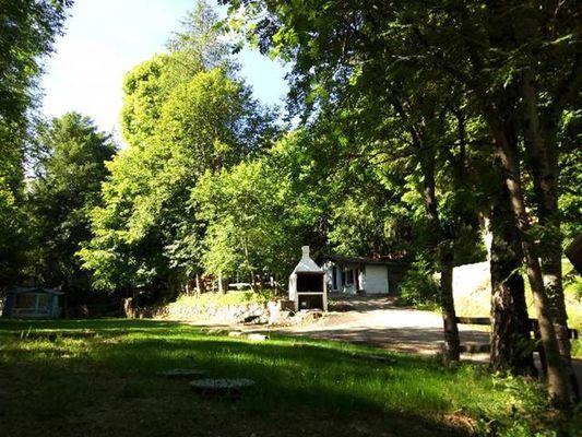 camping le Bosquet