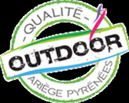 Logo qualité outdoor Pyrénées Ariégeoises