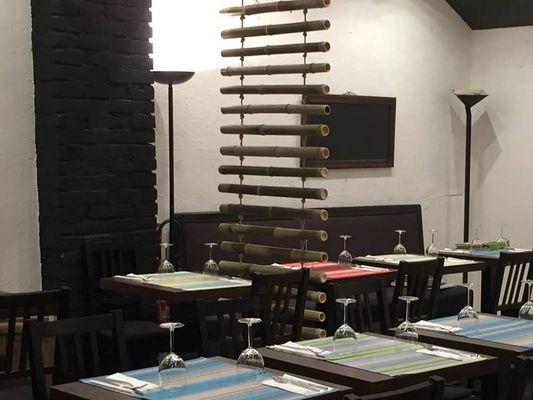 Namasthé restaurant végétarien Montauban Tarn-et-Garonne