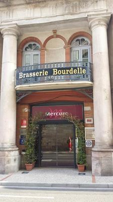 Brasserie Bourdelle Façade