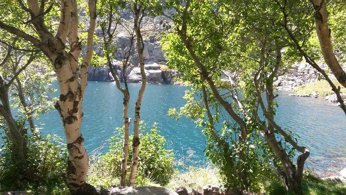 Rando étang de Couart