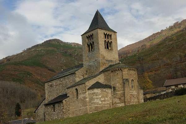Eglise Romane d'Axiat