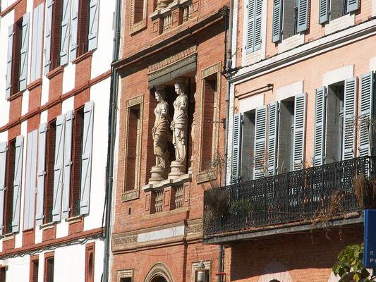 Hôtel des Cariatides de Montauban