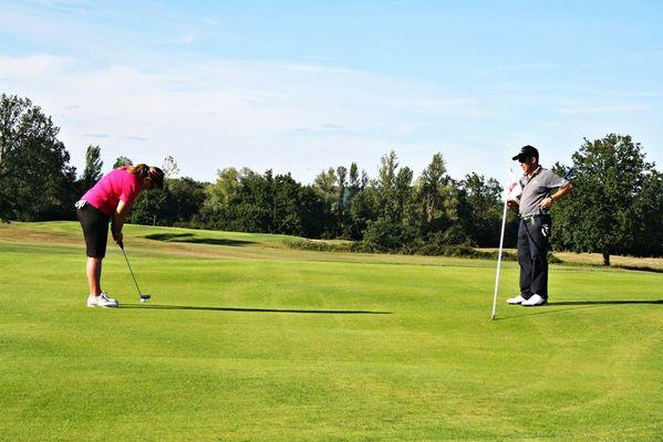 Golf de Montauban l'Estang découvrir montauban activites sportives golf à montauban
