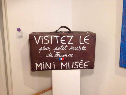 Le mini musée de la Galerie Hazart