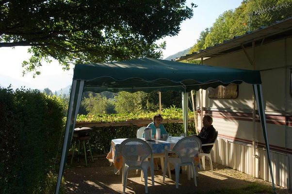 camping à albies
