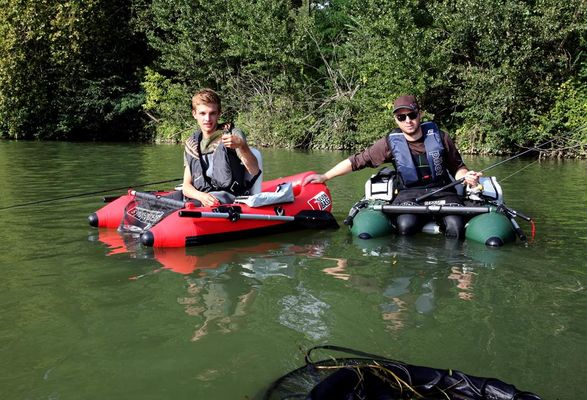 Pêcher en rivière, Lamothe Capdeville, Nature, Tarn-et-Garonne, Plage d'Ardus