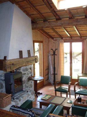 Maison La Grange à Mercus
