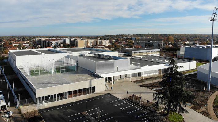 Palais des sports de Montauban