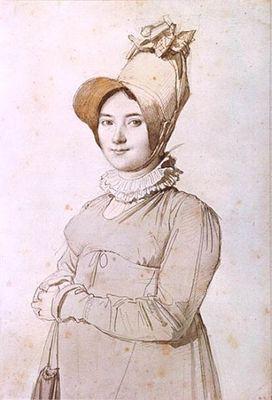 Madeleine Chapelle, Ingres 1814