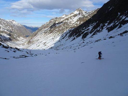 Ski de rando montagne