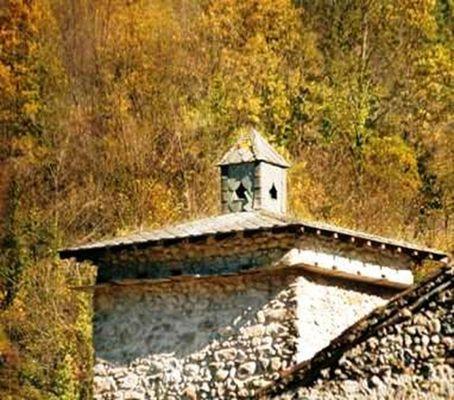 Le village de Niaux