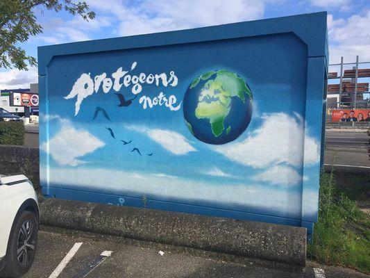 graffiti montauban street art chantiers découvrir montauban visiter montauban