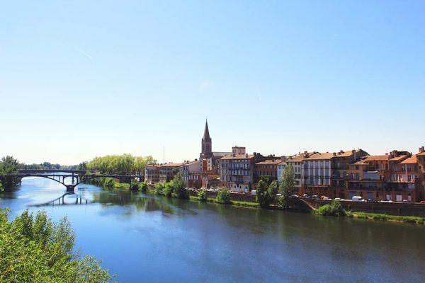Le quartier Villebourbon de Montauban
