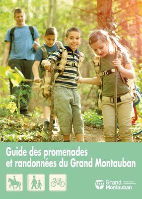 Livret des sentiers de randonnées du Grand Montauban
