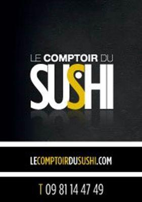 Le Comptoir du Sushi