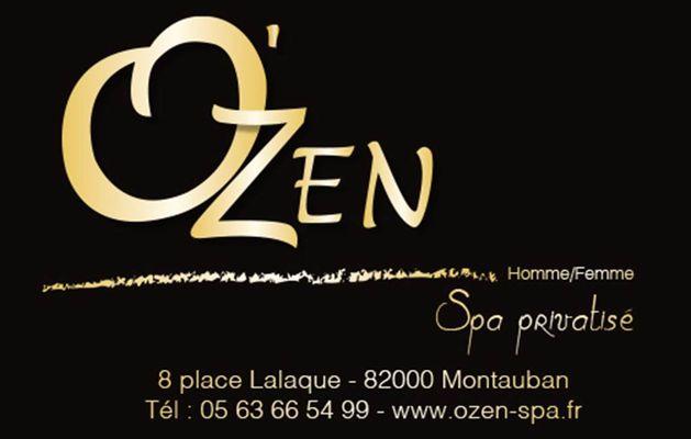 Bien-être - O'zen Spa Montauban Tarn-et-Garonne