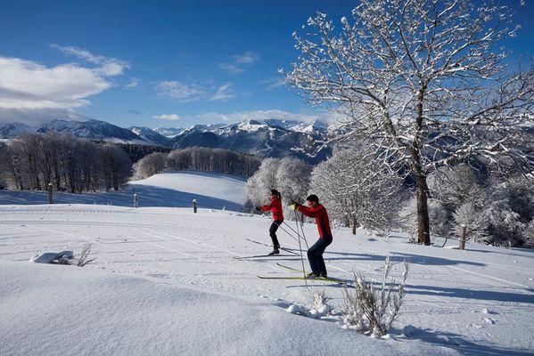 Ski de Fond Chioula