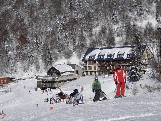 Ascou station de ski