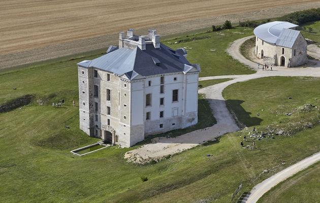 Chateau de Maulnes - Photo Conseil Départemental de l'Yonne - Studio Xavier Morize (2)