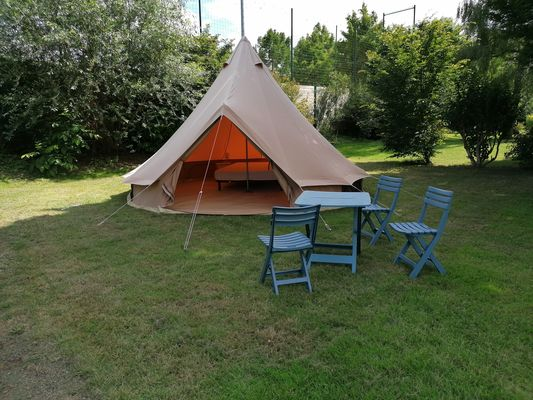 Camping Auxerre