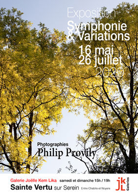 Affiche Symphonie & Variations