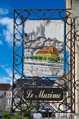 Photo Enseigne Le MAxime3
