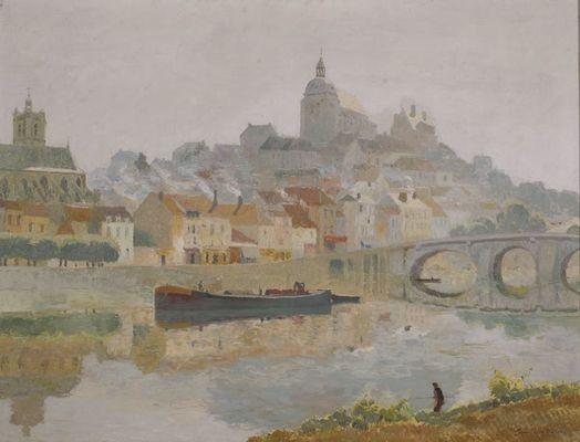 Vue-d-Auxerre-et-de-l-Yonne