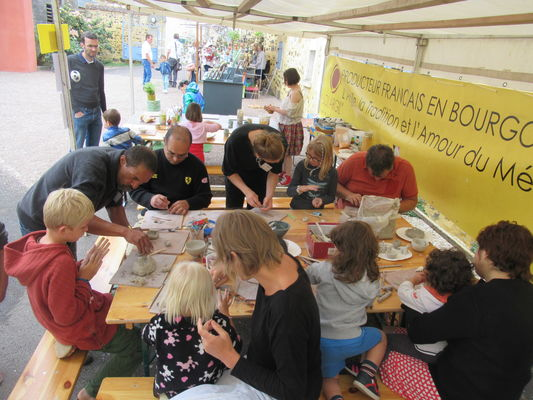 Atelier, workshop - Festival