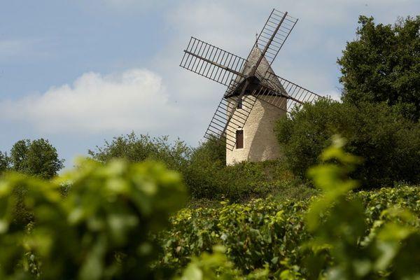 Moulin Sorine à Santenay